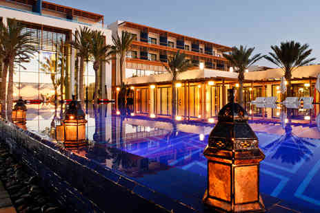 Sofitel Essaouira Mogador Golf & Spa - Five Star 3 nights Stay in a Prestige Villa - Save 55%