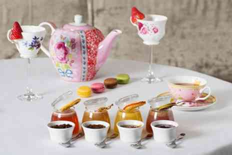 Hush - Gin and Jam High Tea and Cocktail Masterclass for Two - Save 0%