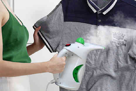 Hot Buys - Handheld Garment Steamer - Save 57%