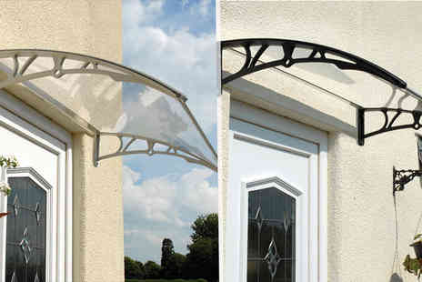 Easylife - Door canopy With durable, UV stabilised material - Save 57%