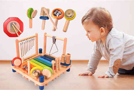 Precious Little One - Kids musical bench - Save 31%
