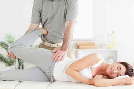 Body in Motion - Physiotherapy Session or Sports Massage - Save 76%