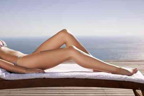 Aesthetics of London - Choice of Waxing Service - Save 71%