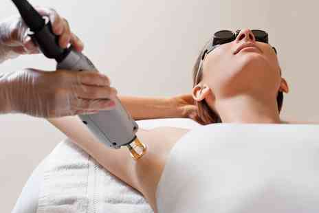 Marsha P at Beautbox - Six Sessions of Laser Hair Removal on a Choice of Area - Save 0%