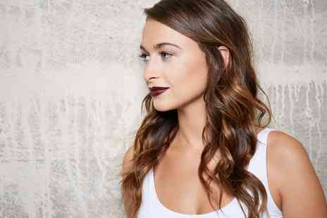 H & G Hair - Dry Cut or Wash, Cut and Blow Dry with Optional Half Head Highlights - Save 50%