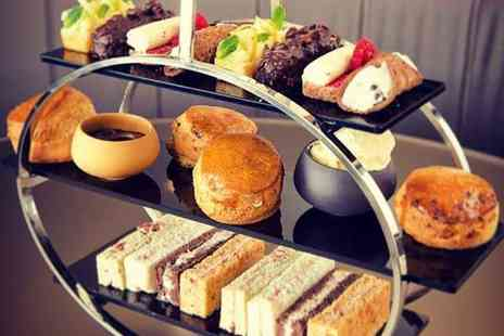 Osteria 60 - 5 star Baglioni Hotel Afternoon Tea with Prosecco or Champagne for up to Four People - Save 0%