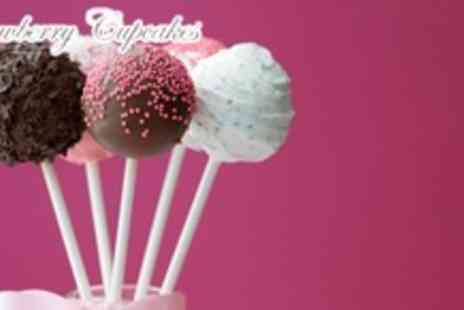 Strawberry Cupcakes - 1 Day Cake Pop Making Course including equipment & take home your work - Save 81%