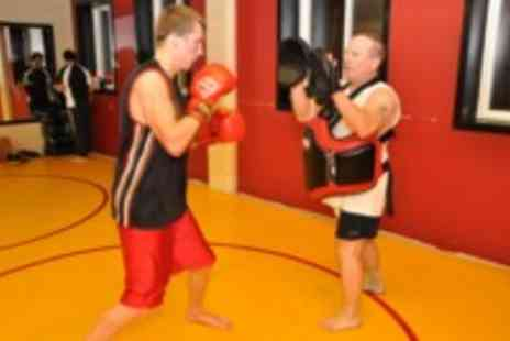 London Kickboxing - Group kickboxing class - Save 60%