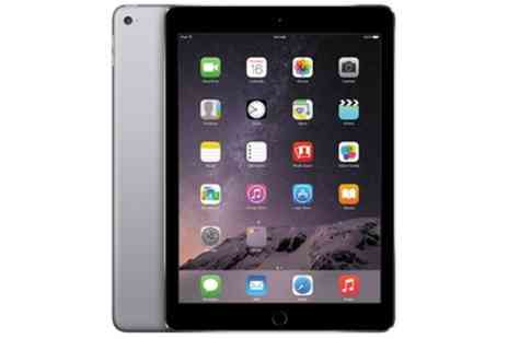 The iOutlet - Refurbished Apple iPad Air 2 16GB in Space Grey With Free Delivery - Save 0%