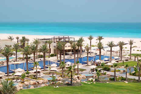 Park Hyatt Abu Dhabi Hotel - Five Star 7 nights Stay in a Park Room - Save 63%
