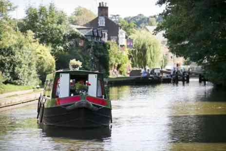 Norbury Wharf - One day narrow boat hire for up to ten - Save 38%
