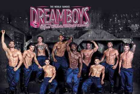 Dreamboys - Ticket to see the Dreamboys with a cocktail, buffet and nightclub entry choose from six UK locations - Save 20%