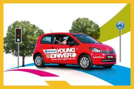 Young Driver Training - 30 or 60 minute young driver taster session - Save 29%