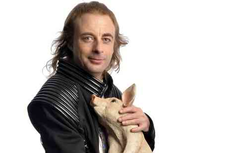 Paul Foot - Paul Foots 'Tis A Pity Shes A Piglet: Seated Tickets - Save 0%