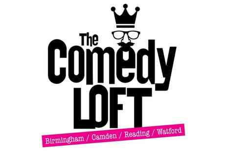 The Comedy Loft Clubs - Just the Tonic's Comedy Show Two Tickets, Choice of Location - Save 50%