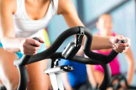 Mas Body Gym - Three, Six or Nine Spinning Classes - Save 0%