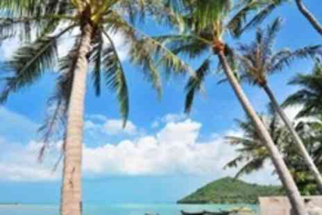 Elements Boutique Resort & Spa - Five Night Deluxe Stay For Two With Transfers, Breakfast and Wine in Koh Samui - Save 67%