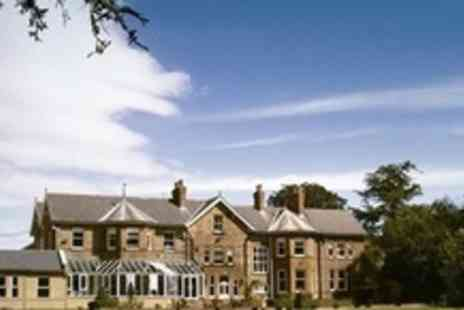 Burn Hall Hotel - Two Night Stay For Two With Wine and Dinner in North Yorkshire - Save 61%