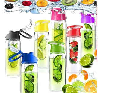 Deals 2 You - Fruit Infusing Water Bottle - Save 80%