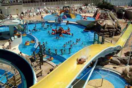 Coach Innovations - One day beach trip to Le Touquet including Aqualud Water Park entry - Save 39%