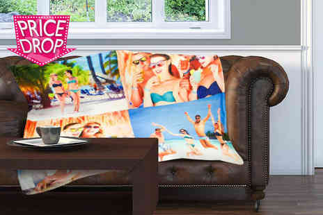 Great Photo Gifts - Small photo blanket, square blanket or medium blanket - Save 53%