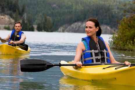 Harbour Challenge - Half Day Kayaking Experience - Save 0%