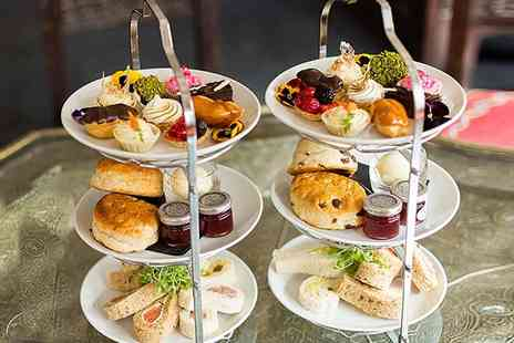 The Crazy Bear - Luxury Afternoon Tea with Pimms Royale Cocktails - Save 63%