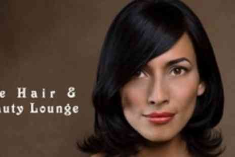 The Hair & Beauty Lounge - Full Head of Foils or Colour Plus Restyle Cut and Conditioning - Save 71%