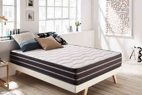 Gourmentum - Single, double or king size luxury viscoelastic mattress - Save 80%