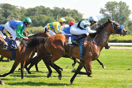 Buyagift - Afternoon tea at the races experience for two - Save 0%