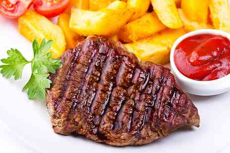 The Blue Steak - Fillet Steak Meal for Two or Four - Save 57%