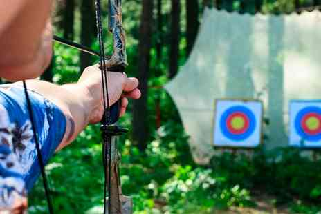 Unlimited Events - Target Practice Experience for Up to Six - Save 56%