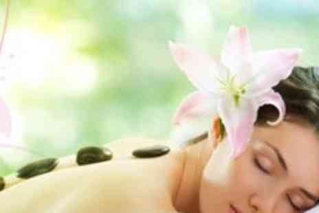 The Wedding Boutique - One Hour Hot Stone Massage With Facial Plus Indian Head Massage - Save 81%