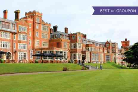 Selsdon Park Hotel - One Night Stay For Two With Breakfast; Plus Option For Dinner - Save 0%