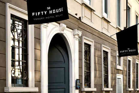 Fifty House - Five Star 2 nights Stay in a Deluxe Room - Save 47%