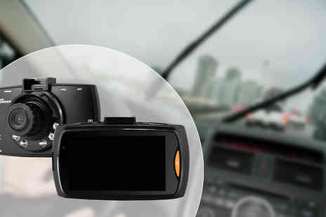 Xpress Buyer - 1080HD Night Vision Dash Cam - Save 0%
