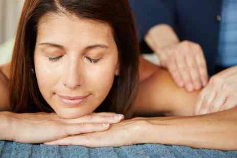Room Nine - 30 Minute Clarins Facial and 30 Minute Back, Neck and Shoulder Massage - Save 52%
