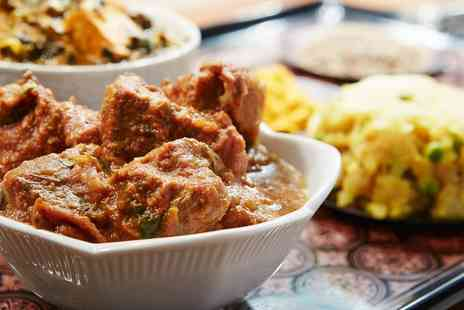 Veda East Kilbride - Pakora Platter with Curry and Rice for Two or Four - Save 0%