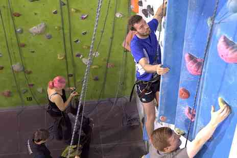 The Foundry Climbing Centre - Climbing Taster Session or Introduction Course for One or Two - Save 55%