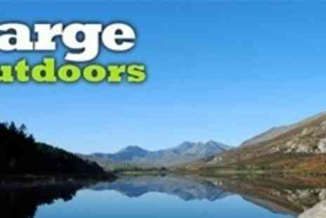 LargeOutdoors - In Snowdonia Walking Weekend With Accommodation Plus Breakfast and Evening Meals - Save 61%