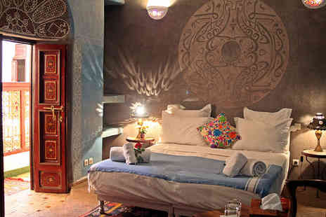 Riad Amiris - Three nights stay in a Superior Room - Save 45%