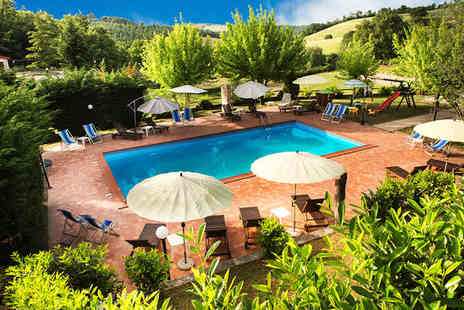 Umbria Resort Country House - Seven nights stay in a Classic Room - Save 70%