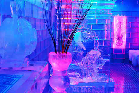 Great Late Holidays - Two or Three Nights 4 star Stay With Ice Bar Entry - Save 0%