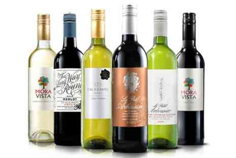 Virgin Wines - Virgin Wines Customer Favourites Six Pack - Save 0%
