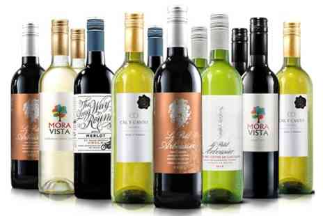 Virgin Wines - Virgin Wines Customer Favourites 12 Pack - Save 0%