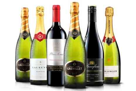 Virgin Wines - Virgin Wines Luxury Six - Save 0%