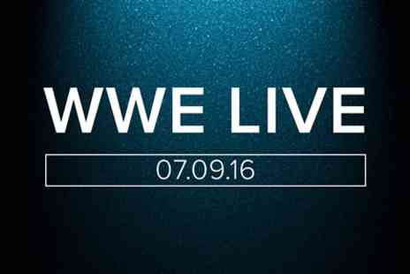 WWE Live - Tapas Dining Experience for Two with Wine & WWE Live on 7 September 2016 - Save 0%