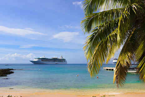 Book In Style -  Miami trip Seven nights full board Caribbean cruise & flights - Save 63%