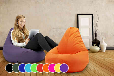 UK Beanbags - Highback beanbag - Save 73%
