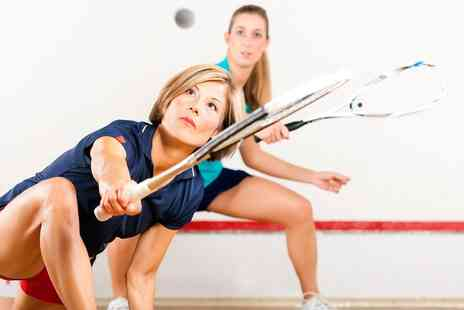 Spencer Club - Five or 10 Group Squash Sessions - Save 0%